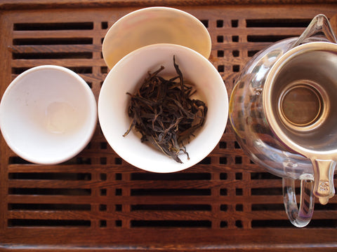 Phoenix Mountain Oolong, High Mountain Grown, Special Grade