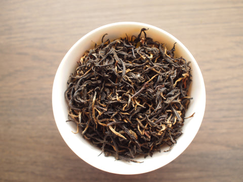 Golden Monkey, Black Tea