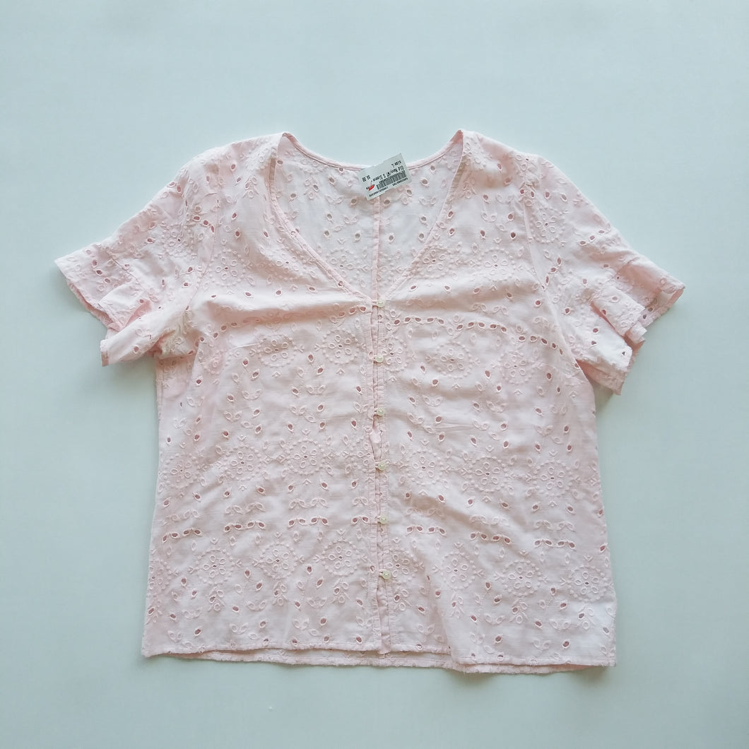 Old Navy Womens Short Sleeve Top Size Large