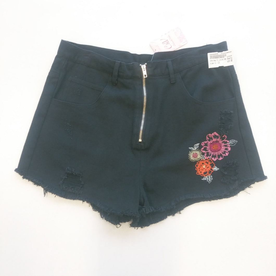 Chelsea & Violet Womens Shorts Size 11/12