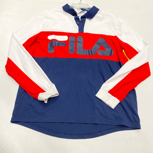 Fila Long Sleeve Top Size Extra Large