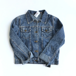 Denim Outerwear Size Large