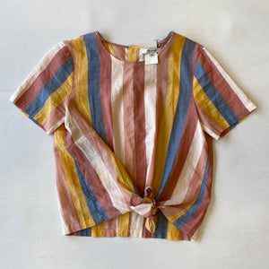 Madewell Short Sleeve Top Size Small