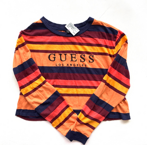 Guess Long Sleeve T-Shirt Size Small
