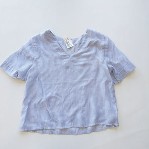 Womens Short Sleeve Top Size Small