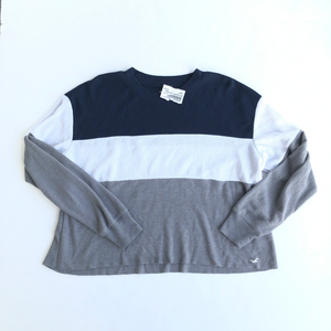 Hollister Long Sleeve Top Size Small