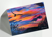Load image into Gallery viewer, Desert Sunsets Assorted Greeting Cards