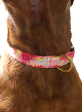 Load image into Gallery viewer, PINK SODA Abstract Collar