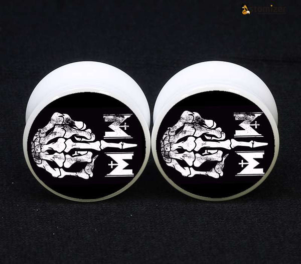 Custom Double Flared Plugs