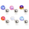 Cartilage Disco Ball Stud Earring