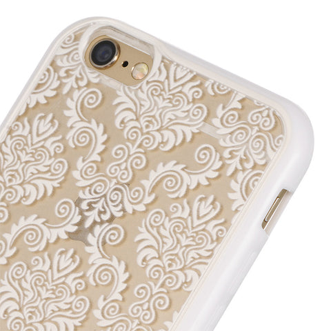 iPhone 6 & 6s White Lace Case