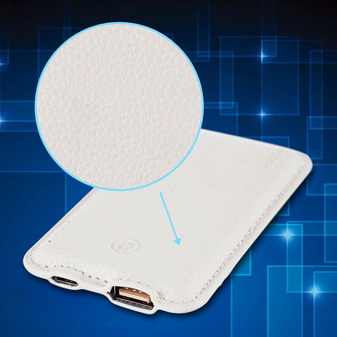 Universal 6000 MAH Rechargable Power Bank USB Micro USB