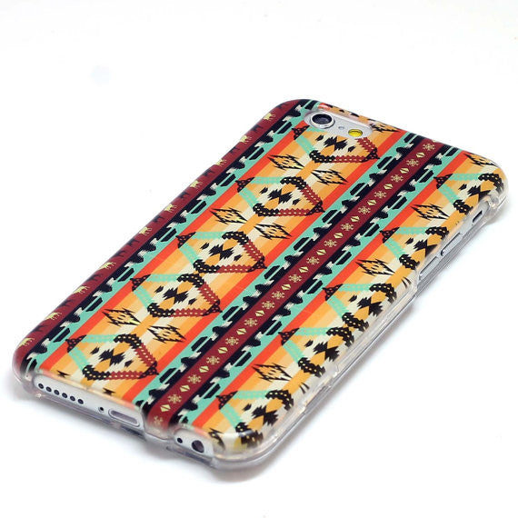 Pancho Jacket Pattern Phone Case
