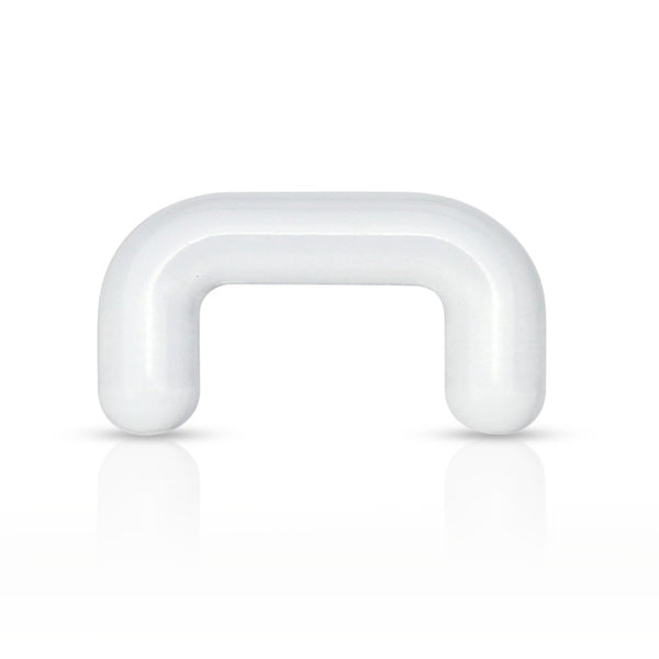 SALE- Clear Acrylic Septum Retainer