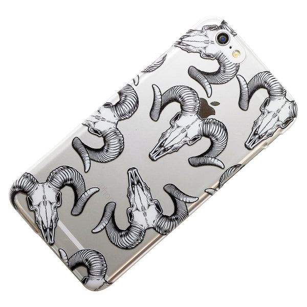 Clearance Sale -  Goat Skull Head Pattern Phone Case