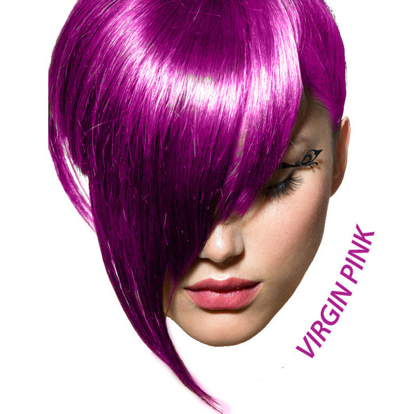 Arctic Fox Semi Permanent Hair Dye - Virgin Pink - BodyJewelrySource