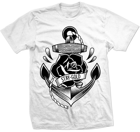 Stay Gold Anchor Tee