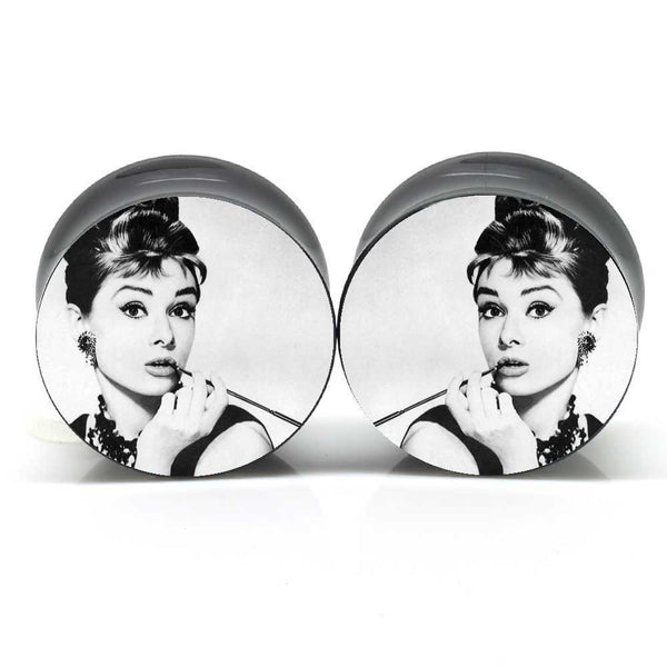 Audrey Ear Plugs - BodyJewelrySource