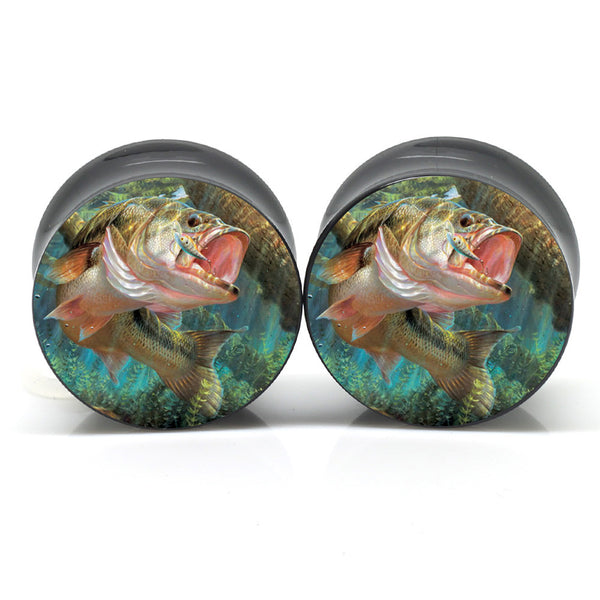 Bass Ear Plugs - BodyJewelrySource