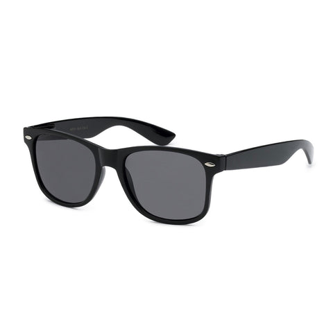 Black Wayfarer Glasses