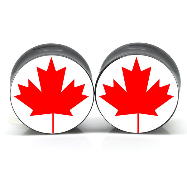 Maple Leaf Ear Plugs