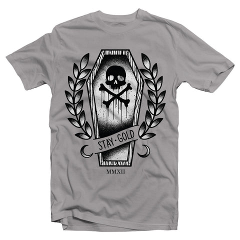 Stay Gold Coffin Shirt