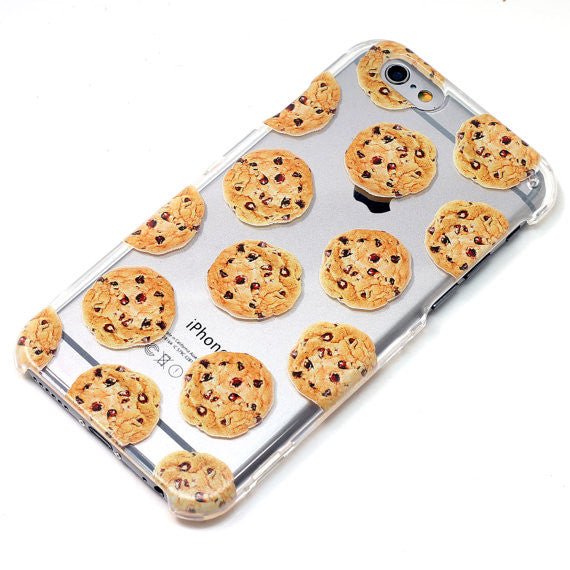 Chocolate Chip Cookie Pattern