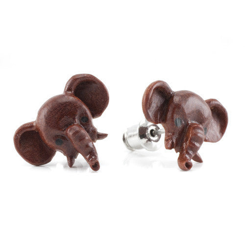 Pet Elephant Studs Earrings