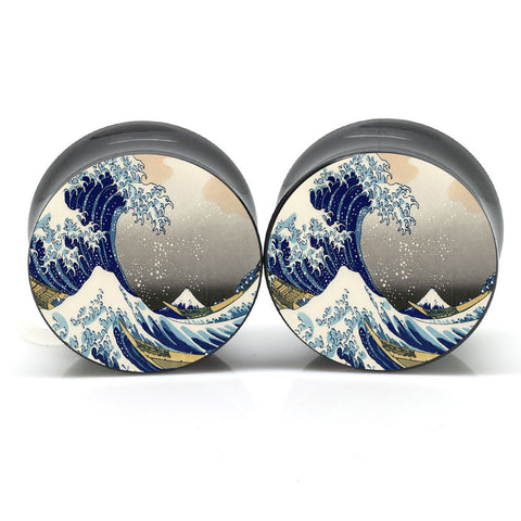 Great Wave Ear Plugs