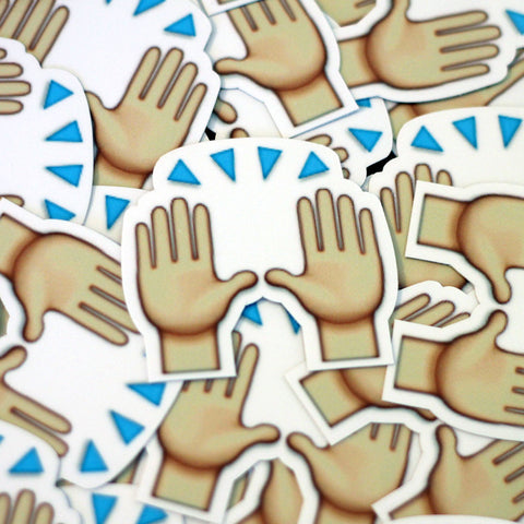 Hands Emoji Sticker