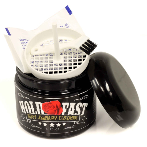 Hold Fast Jewelry Cleaner