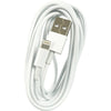 White 6 Foot iPhone Lightning Cable