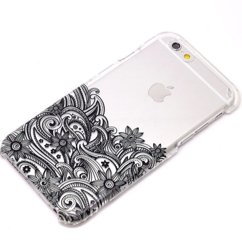 Lower Floral Paisley