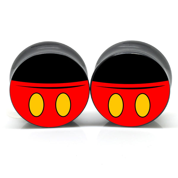 Mouse Pants Plugs