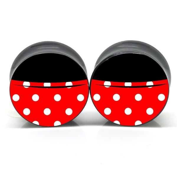 Mouse Skirt Ear Plugs