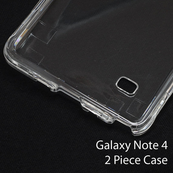 Basic Saying on Clear Case - BodyJewelrySource