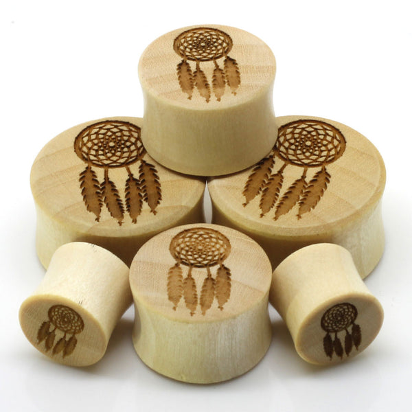 Organic Dream Catcher Ear Plugs