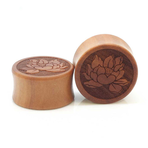SALE-Stay Gold Organic Lotus Ear Plugs