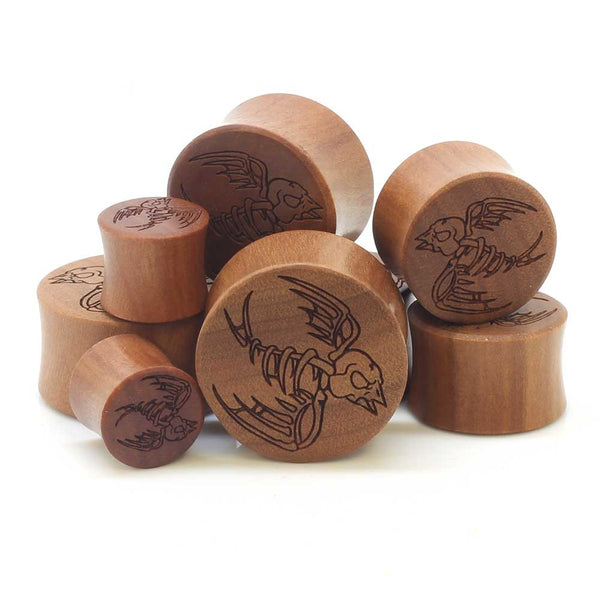 Stay Gold Organic Dead Sparrow Ear Plugs