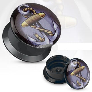 Anchor Threaded Ear Plugs