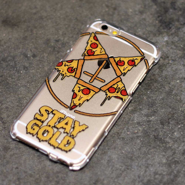 Pentagram Pizza Phone Case