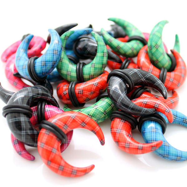 Plaid Wrap Buffalo Expander