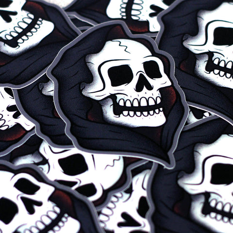 Stay Gold Reaper Sticker