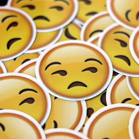 Rolling Eyes Emoji Sticker