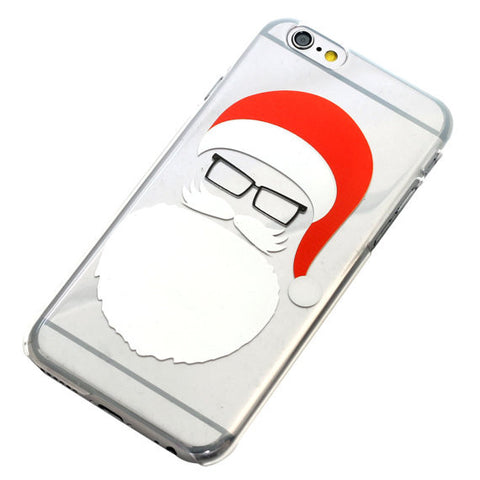 Santa Clause with Glasses