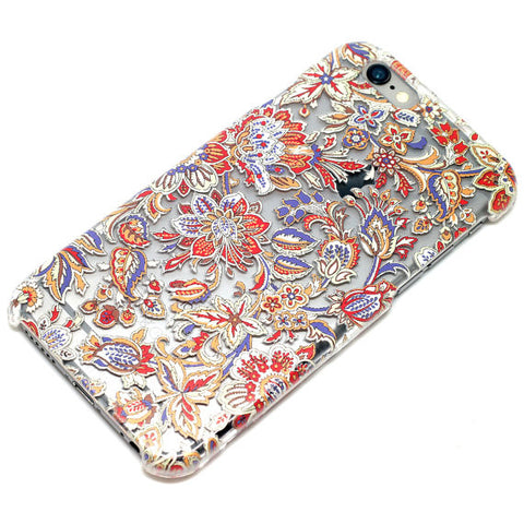 Seasonal Floral Paisley Pattern