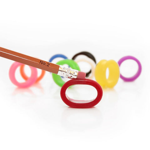 Silicone Squishy Double Flare Ear Tunnels