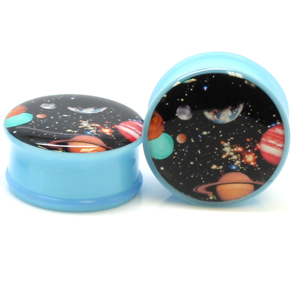 Space Logo Ear Plugs