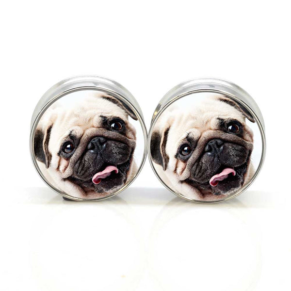 Pug Love Ear Plugs