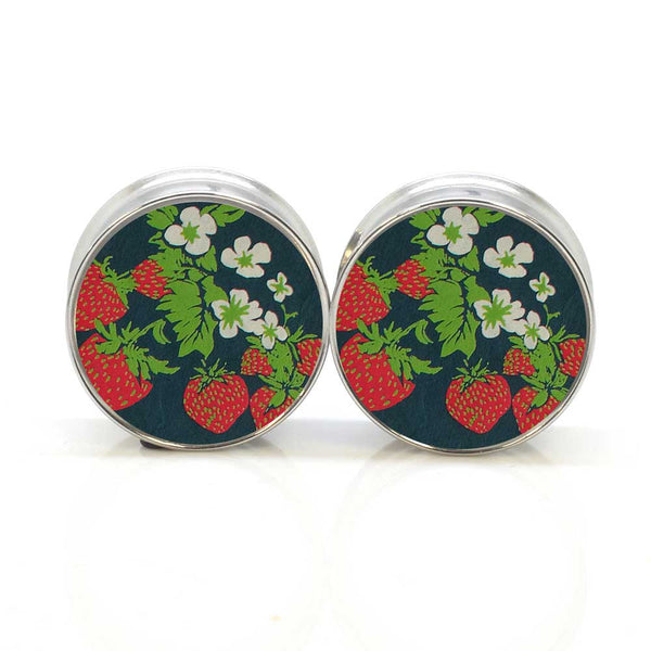 Strawberry Vine Ear Plugs